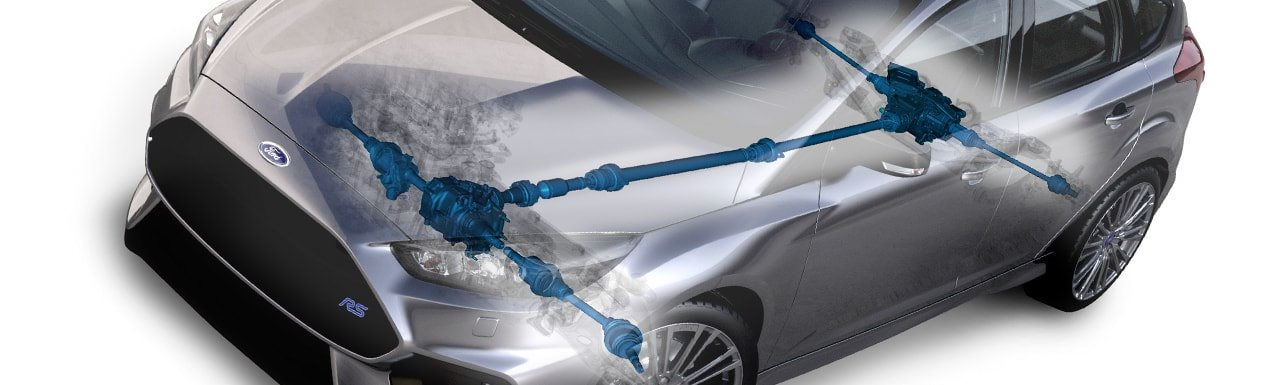 Intelligent All Wheel Drive system