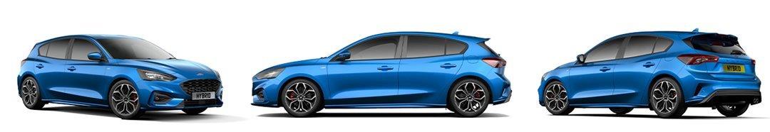 Ford Focus Hybrid Gallery