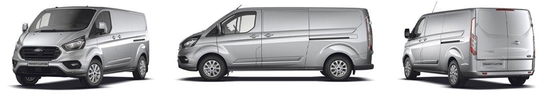 Ford Transit Custom Hybrid Gallery
