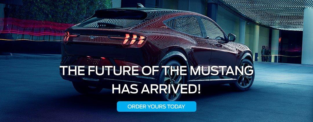 Order Your Mach-E
