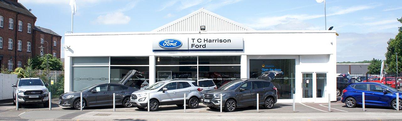 TC Harrison Ford in Burton