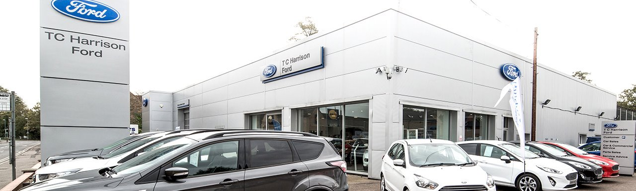 TC Harrison Motability Specialists at St Neots