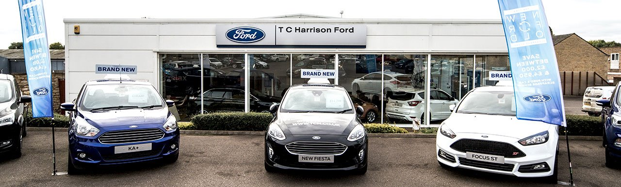 TC Harrison Motability Specialists at Stamford