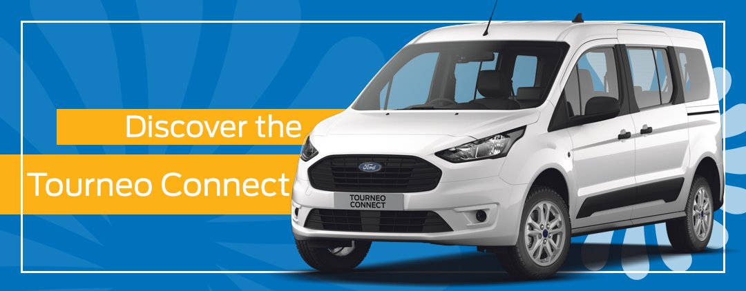 Ford Tourneo Connect Motability Pricing