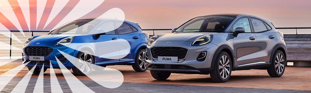 Ford Puma Motability Pricing
