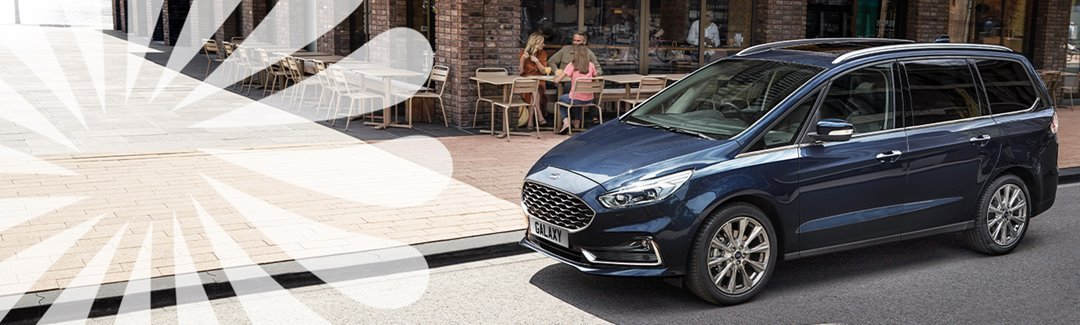 Ford Galaxy Motability Pricing