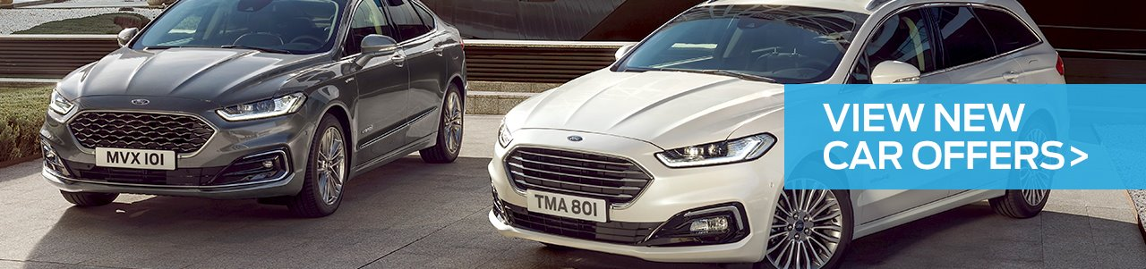 Ford Mondeo Gallery