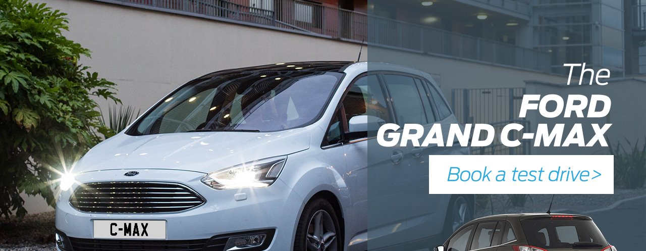 Ford Grand C-MAX Gallery