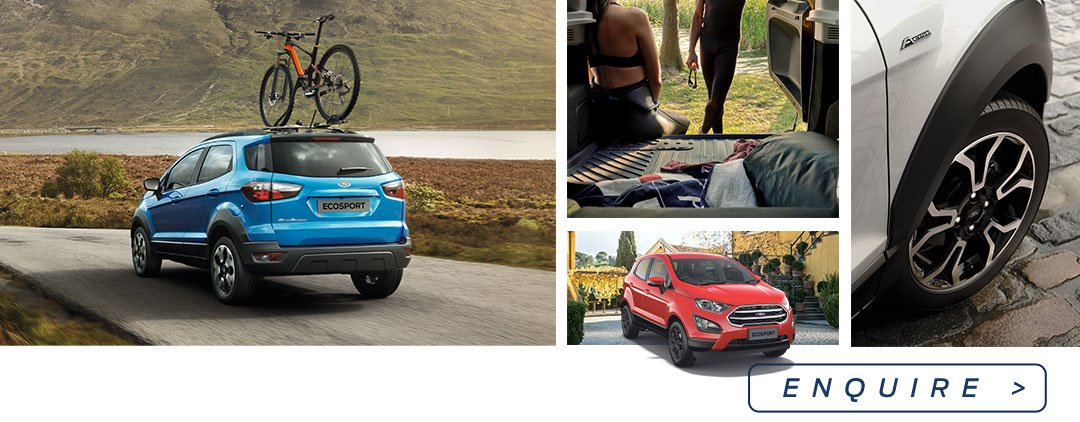 Ford EcoSport Gallery