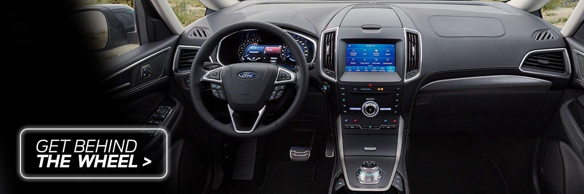 Ford Galaxy Test Drive