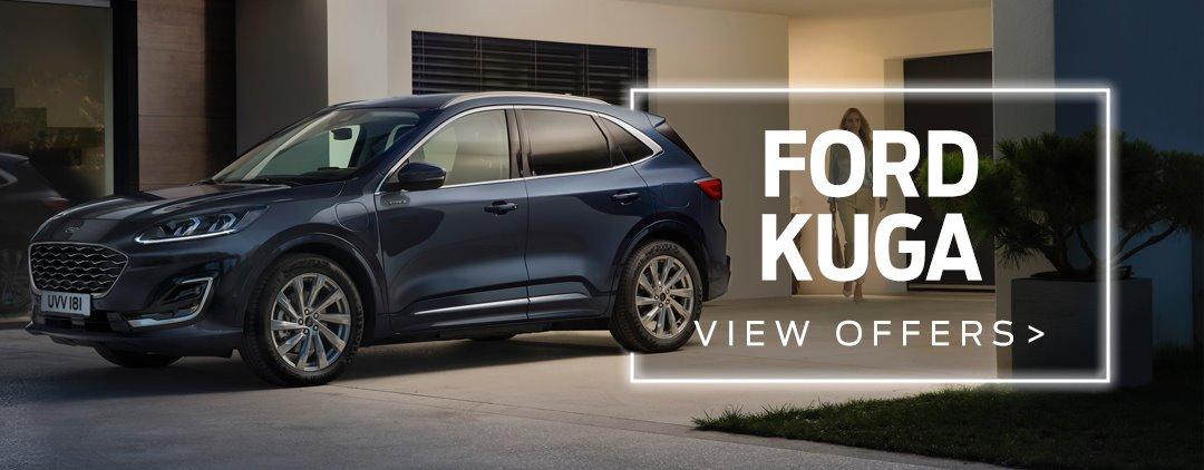 Ford Kuga Gallery
