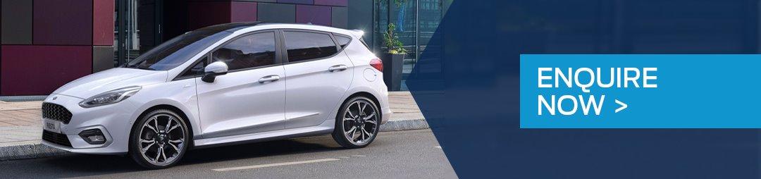 Ford Fiesta Enquiry