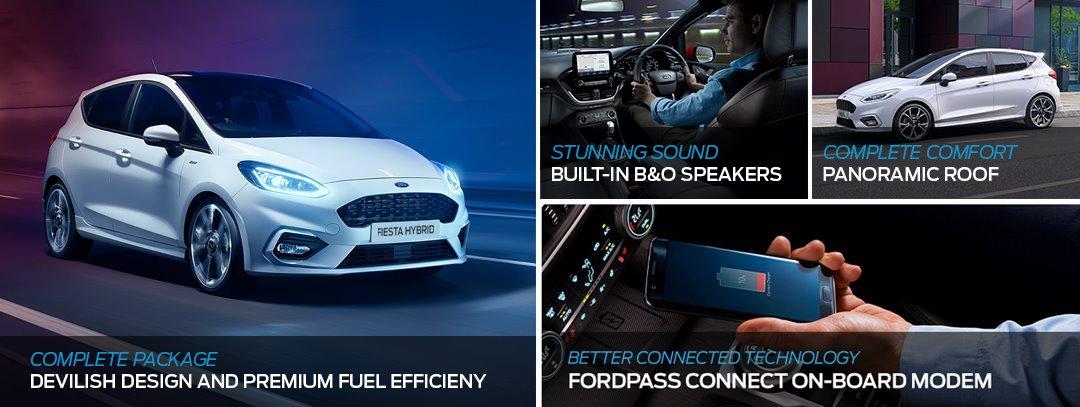Ford Fiesta Hybrid Gallery