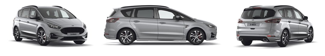 Ford S-MAX Gallery