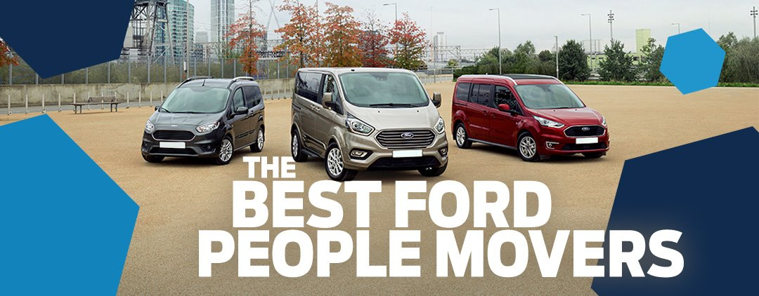 The best people carriers with more than 5 seats
