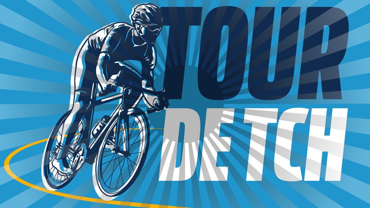 Tour de TCH raises money for MIND