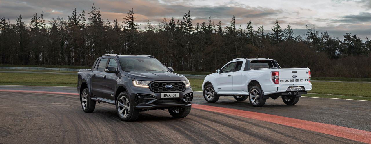 Award-winning pick-up conversion unveiled as the New Ford Ranger MS-RT