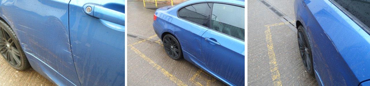 BMW Body Shop Repair