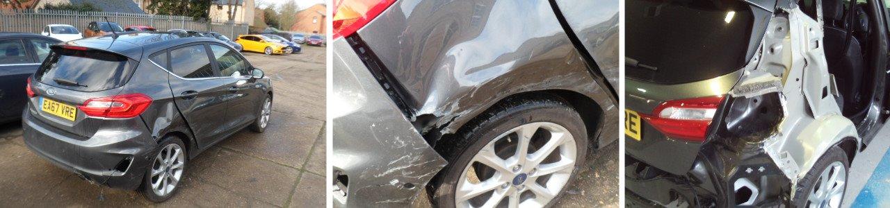 Fiesta Body Shop Repair