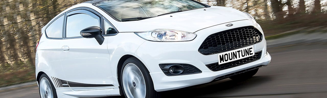 Mountune Performance upgrades for Ford Fiesta Ecoboost