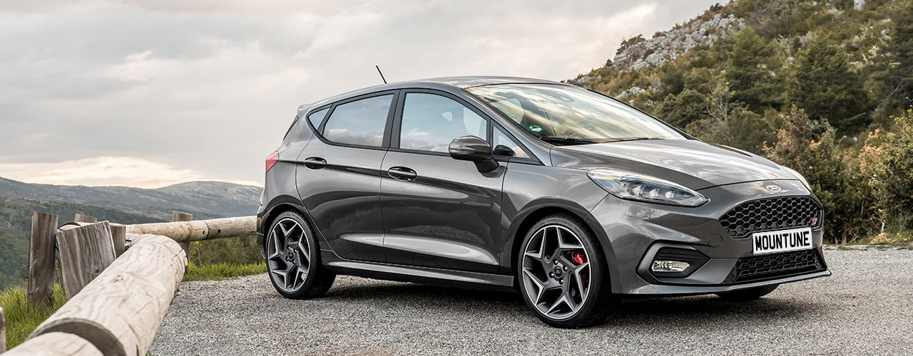 Mountune Performance upgrades for Ford Fiesta ST