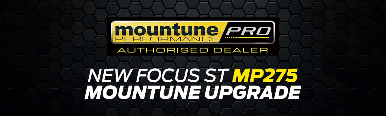 Mounune MP275 upgrade for New Focus ST