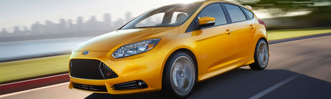 Mountune Performance upgrades for Ford Focus ST