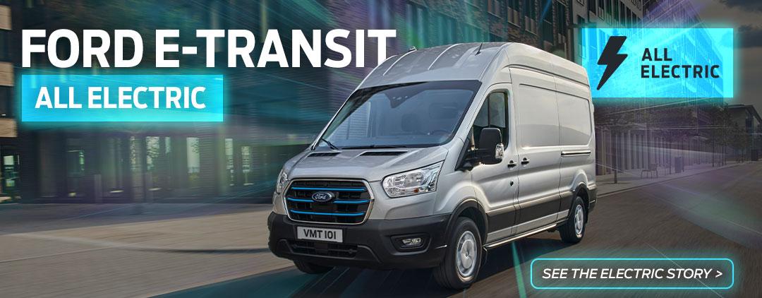 Transit Van Electric