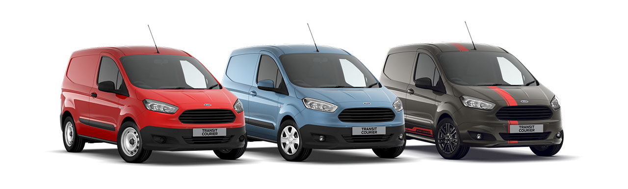 Ford Transit Courier Base Offer